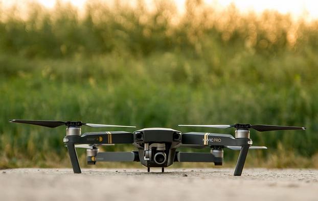 a sturdy drone